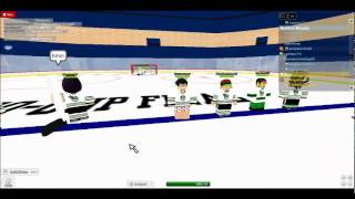 RSN RNHL Finals Game 4 Roblox Royals VS Roblox Wolfpack Intro