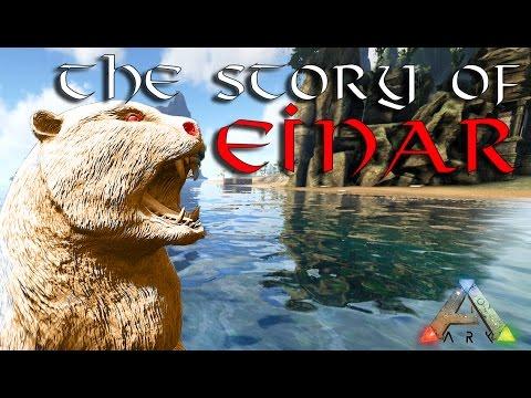 The Story Of Einar - Blackrock Vikings | Ark Survival Evolved | Part One