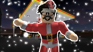 THIS FAMILY IGNORED ME! CHRISTMAS TIME IN ROCITIZENS! (Roblox Roleplay)