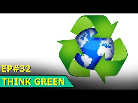 Bioenergy Power | Bicycle Machines | Shopping Bag Bra | Think Green : Episode 32