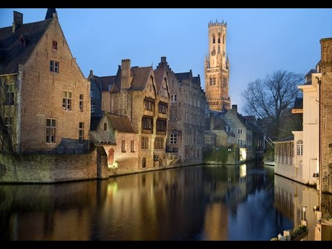 Discover with us best places to see in Bruges city, Belgium