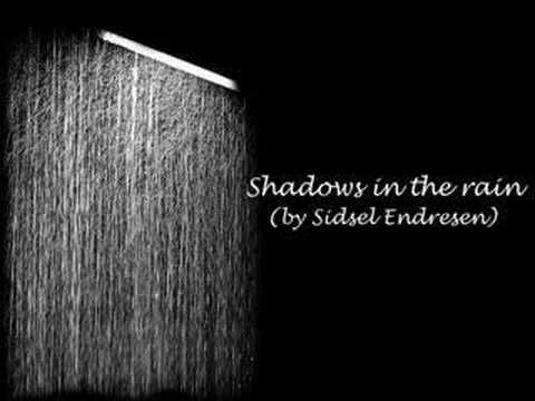 Sidsel Endresen - Shadows in the rain