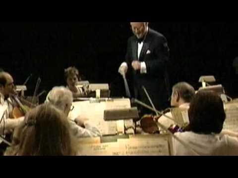John Williams conducts the inquirer (citizen kane) from Bernard Herrmann