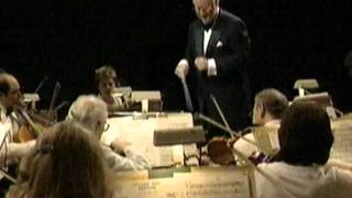 John Williams conducts the inquirer (citizen kane) from Bernard Herrmann
