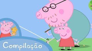 Peppa Pig Português Brasil - Feliz Dia dos Pais! #PeppaPigBrasil