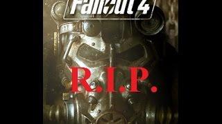 Рецензия на Fallout 4 - Почему с серией Fallout, видимо, пора прощаться