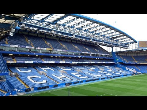 Stamford Bridge - Chelsea FC London - 2017