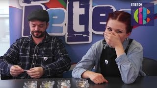 Jelly Bean Challenge | Blue Peter