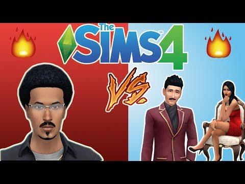 The Sims 4 Edmond & Bella Goth Diss Track | Mortimer Goth
