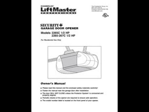 Liftmaster 41c4220a gear and sprocket assembly.