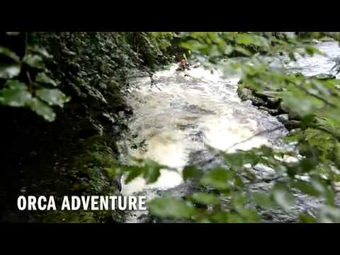 Orca Adventure on the River Tryweryn in North Wales