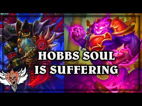 Hobbs Soul is Suffering ~ The Witchwood ~ Hearthstone