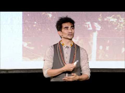 TEDxTaipei - Bulareyaung Pagarlava (布拉瑞揚.帕格勒法) - 從心出發的編舞家