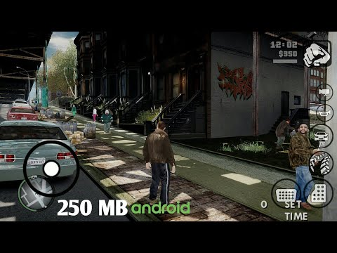 GTA IV UN-REAL GRAPHICS Offline🔥250 MB 2018 ANDROID MOD PACK FOR GTA SAN