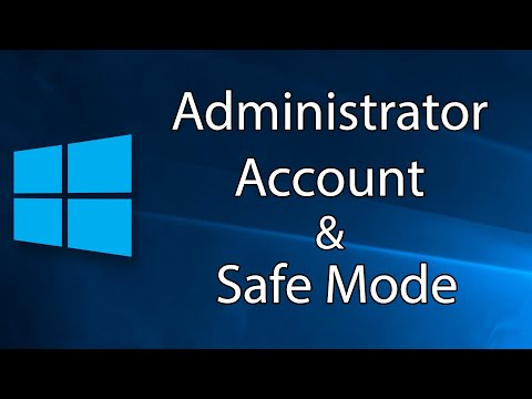 how-to-enable-the-administrator-account-&-boot-in-safe-mode-windows-10---tutorial-/-guide