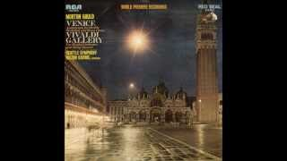 Morton Gould: Venice (Audiograph for Double Orchestra and Brass Choirs)
