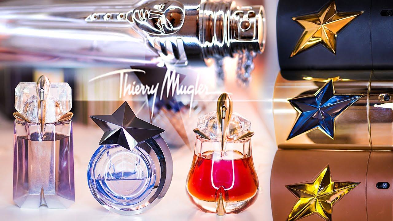 Thierry Mugler коллекция парфюмов 2016 Amen Alien Angel