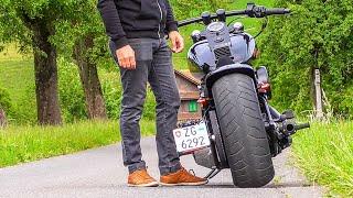 Harley-Davidson Breakout Custom Exhaust Sound