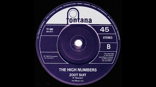 The High Numbers - Zoot Suit