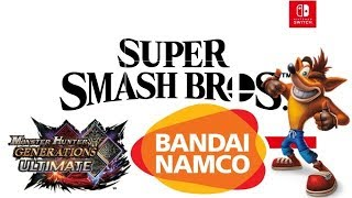 Massive News:  Monster Hunter Generations Ultimate Switch   Smash Bros Switch New Engine & More