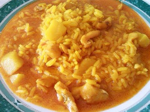 Arroz con bacalao recetas de cocina con mila youtube - Arroz con bacalao desmigado ...