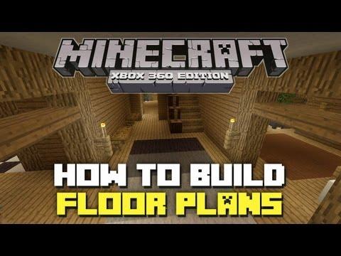 Minecraft Xbox 360: How to Build: Floor