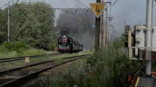 Parny vlak Zilina Vrutky 4.6.2017