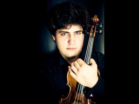 P.I.Tchaikovsky- Melody. Mikhail Pochekin, violin