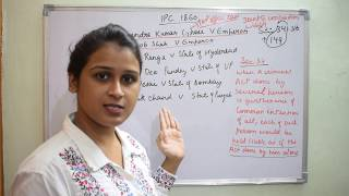 IPC 1860 section 34 common intention