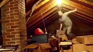 Woman Finds Ex-Boyfriend Living In Her Attic, 12 Years After Their Breakup.