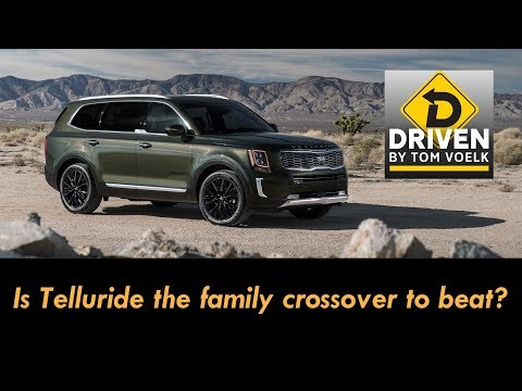 Driven- 2020 Kia Telluride SX AWD