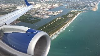 jetBlue ERJ-190 - Sunny Morning Departure from Fort Lauderdale to Providenciales