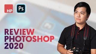 Review Adobe Photoshop 2020 - còn tệ lắm | #HPphotoshop
