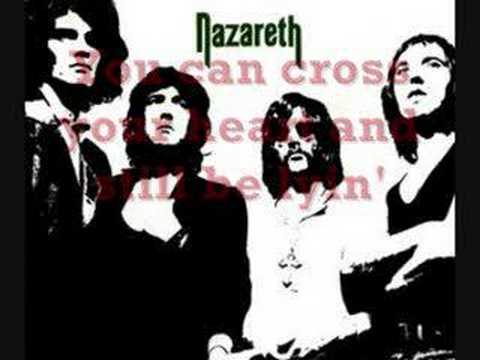 Nazareth - Dream on Lyrics