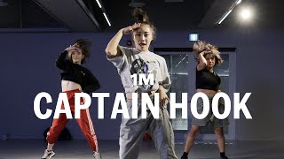 Megan Thee Stallion - Captain Hook  / Amy Park Choreography