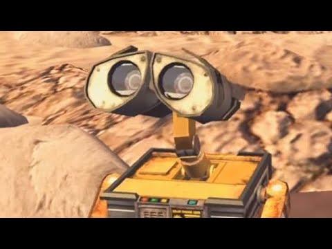 WALL-E | Video Game ᴴᴰ