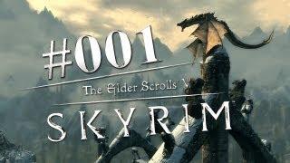Let's Play Skyrim #001 (Blind - Deuтsch - HD) Die falsche Seite?