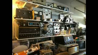 Amazing Antique Radio and TV Estate Sale