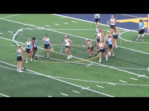 Audrey Whiteside 2019 Lax Highlights