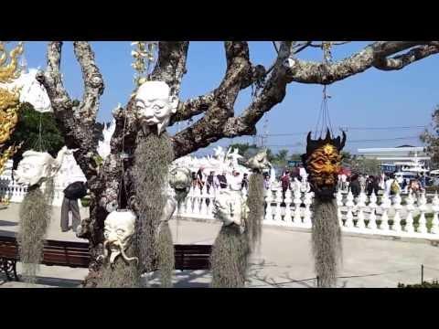 Белый Храм (Wat Rong Khun) в Таиланде