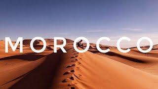 ACROSS MOROCCO - Roadtrip video [Lumix G9]