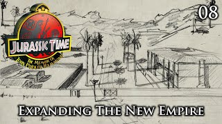 Jurassic Time's Hammond Memoir: 08 - Expanding The New Empire