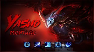 Yasuo Montage - Best Yassuo Plays - Best Yasuo NA (League of Legends)