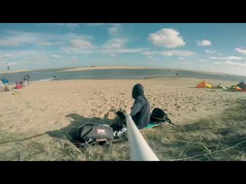 Kite and Surf Trip To Uruguay (Alone - Alan Walker)
