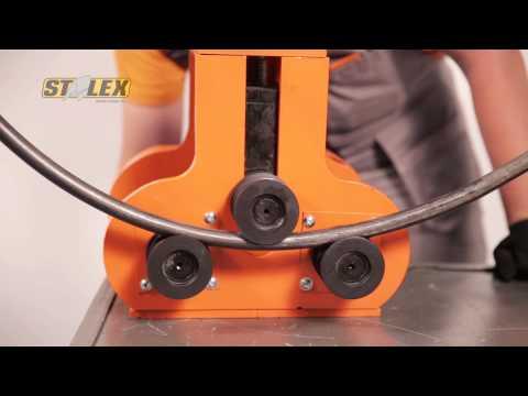Трубогиб ручной двухсторонний Stalex M 07TG
