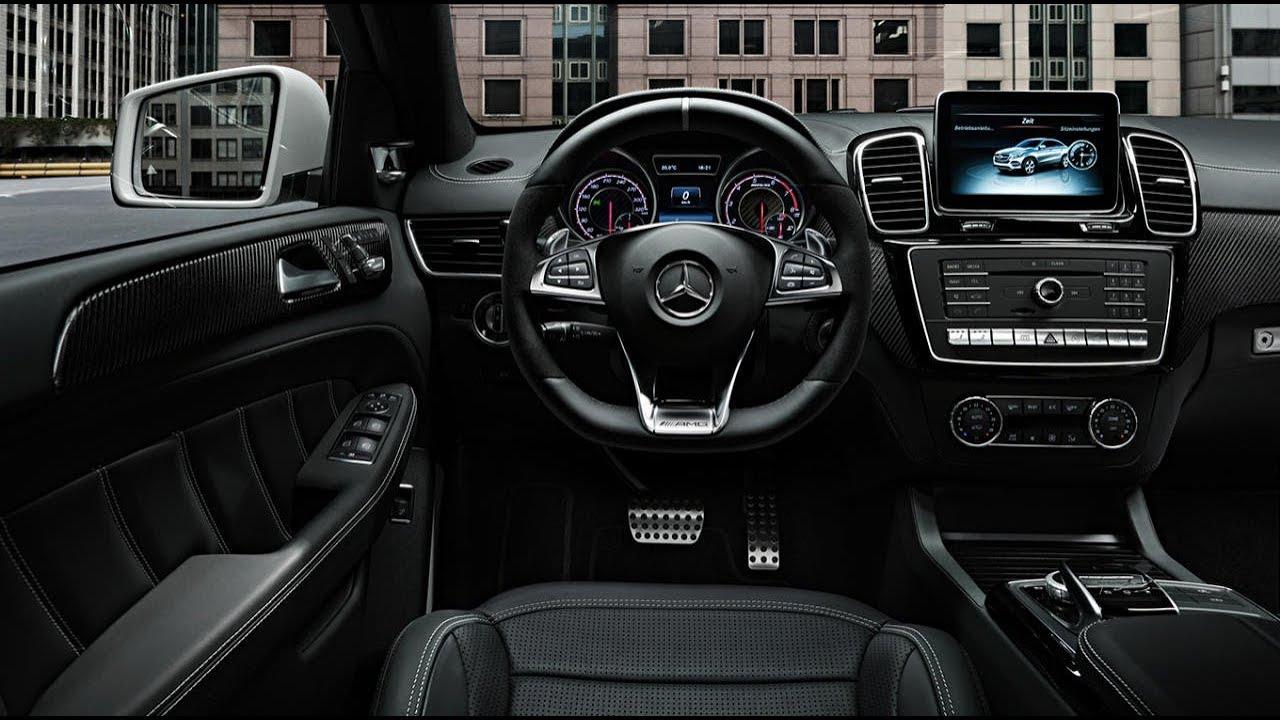 Mercedes Gle Suv 2016 Interior Sound