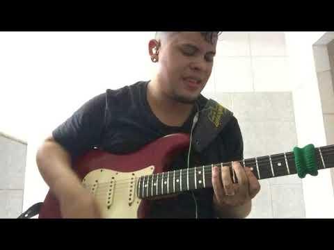 GUITARRA NO FORRONEJO A - DEPOIS DE ONTEM  FELIPE ARAÚJO  COVER BAIXOLA GUITA