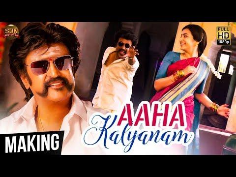 Aaha Kalyanam Song Making   Anthony Dasan & Ku Karthik Interview   Rajinikanth's Petta Making