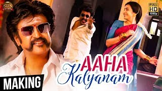 Aaha Kalyanam Song Making | Anthony Dasan & Ku Karthik Interview | Rajinikanth's Petta Making