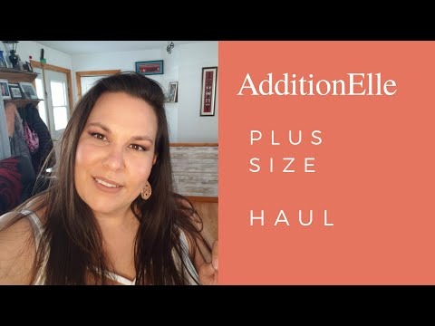 Additionelle plus size haul. http://bit.ly/2Xc4EMY